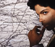 Prince's Musicology CD Cover