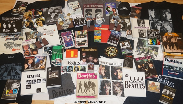 Steve Yanko's Paul McCartney & The Beatles collection.