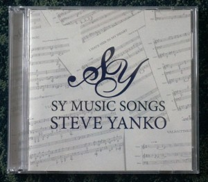 Steve Yanko's SY Music Songs CD.