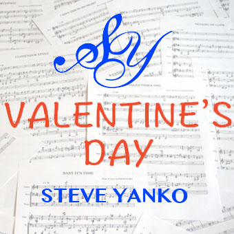 Steve Yanko's song Valentine's Day is on sale.